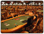 Poker Table Selection