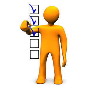 What to Expect - Online Poker Checklist